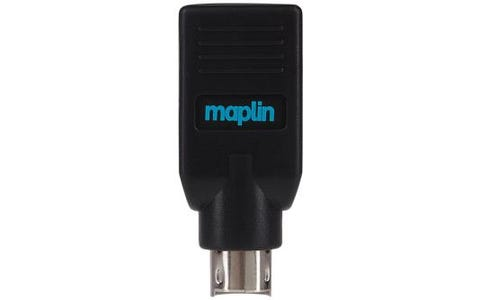 Maplin Premium USB A 2.0 Female to PS/2 Male Adapter