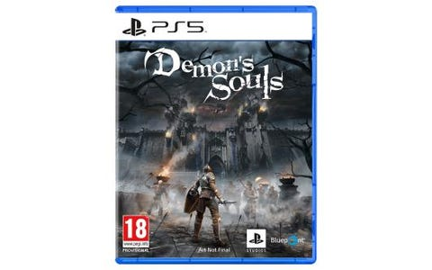 Sony Playstation 5 Game Demon's Souls