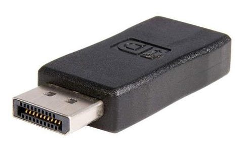 Startech DisplayPort to HDMI Adapter - Black