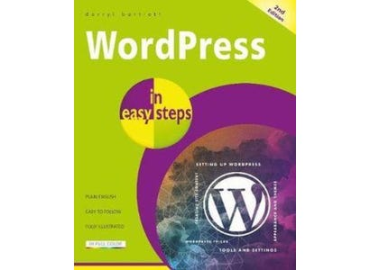 In Easy Steps Books - WordPress In Easy Steps, 2nd Edition
