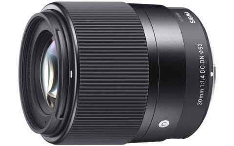 Sigma 30mm f/1.4 DC DN Contemporary Lens (Sony Fit)