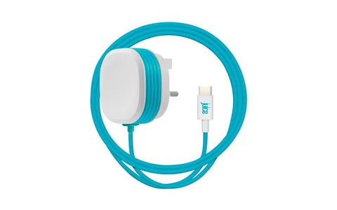 Juice Mains UK to USB-C 2.4A Charger (1.5m)