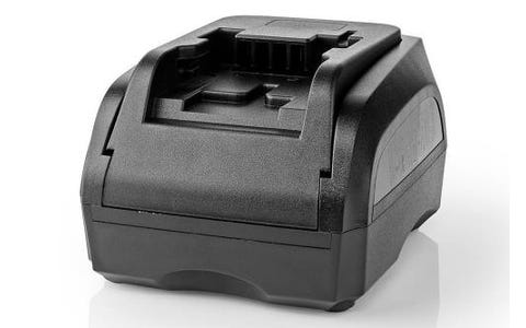 Nedis Powertool LI-ION Battery Charger Compatible Black & Decker