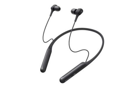 Sony WI-C600N Wireless Noise Cancelling In Ear-Neckband Headphones - Black