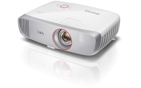 BenQ W1210ST Short ThrowHome Cinema Projector for 1080p Gaming - White