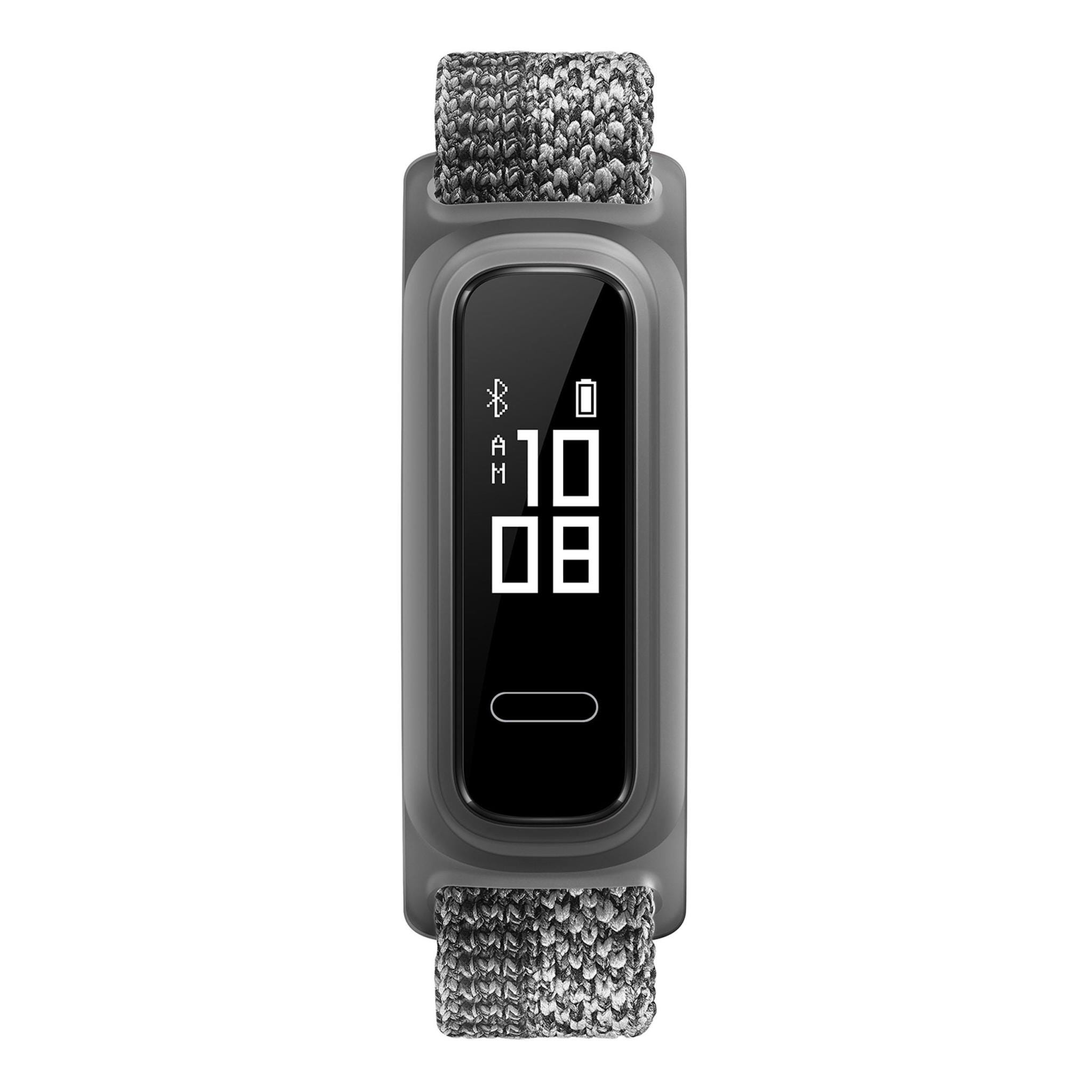 Huawei Band 4e - Misty Grey with PET (Recycled Yarn) Strap
