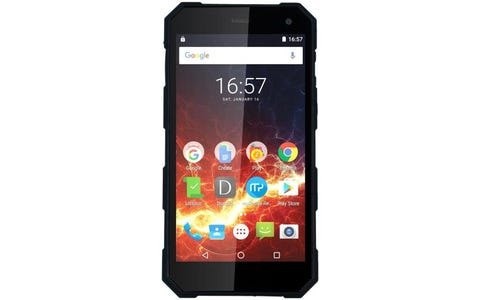 "Hammer Energy LTE 5"" Rugged Android Smartphone - Black"