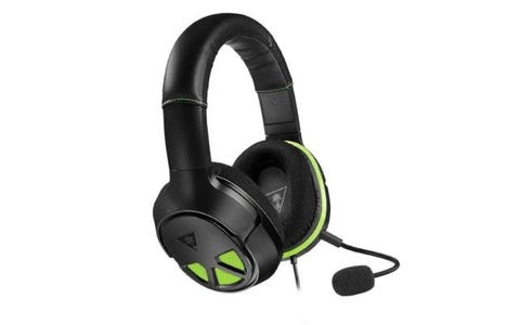 Turtle Beach Ear Force XO THREE Gaming Headset for XBox One Consoles - Black
