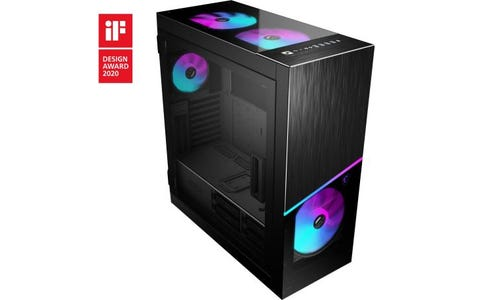 MSI MPG Sekira 500X Full Tower Gaming Computer Case - Black