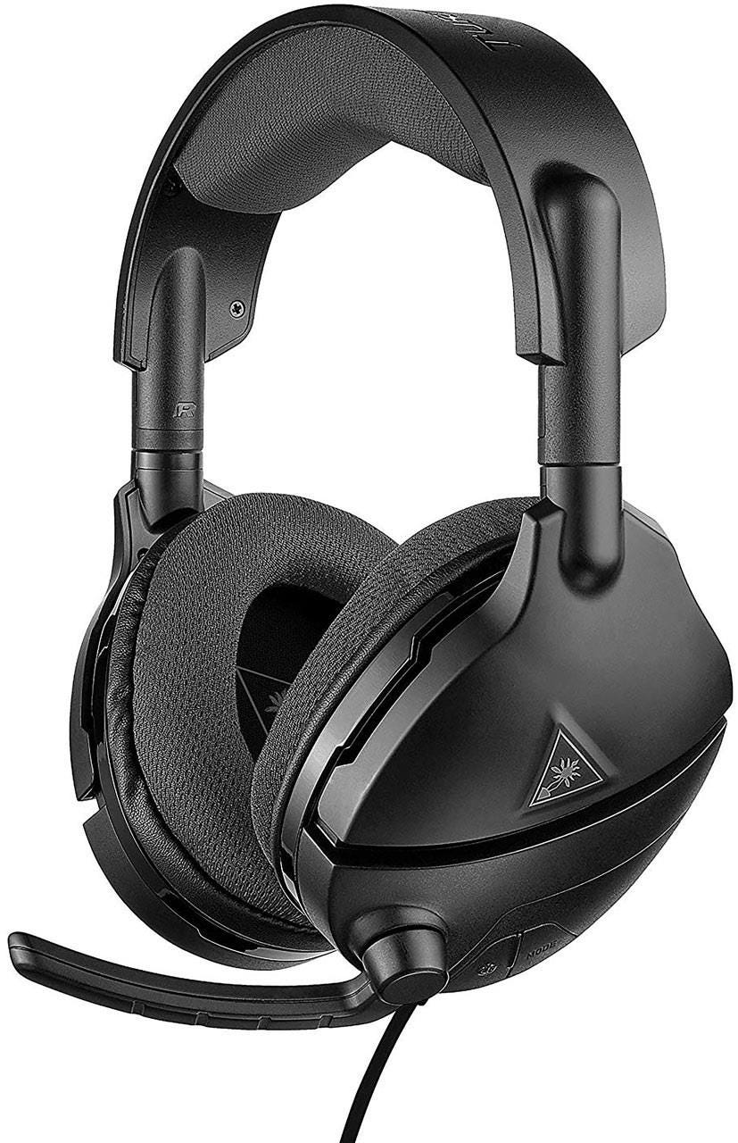 Turtle Beach Atlas Three Wired Gaming Headset for PC - Black