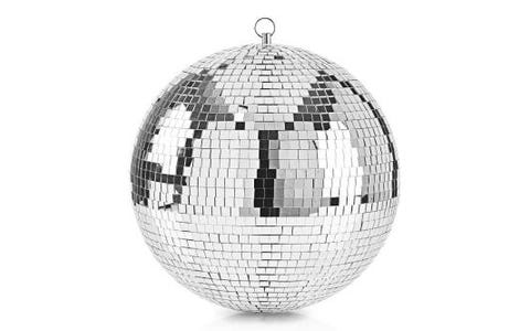 Nedis 30cm Disco Effects Hanging Mirror Ball