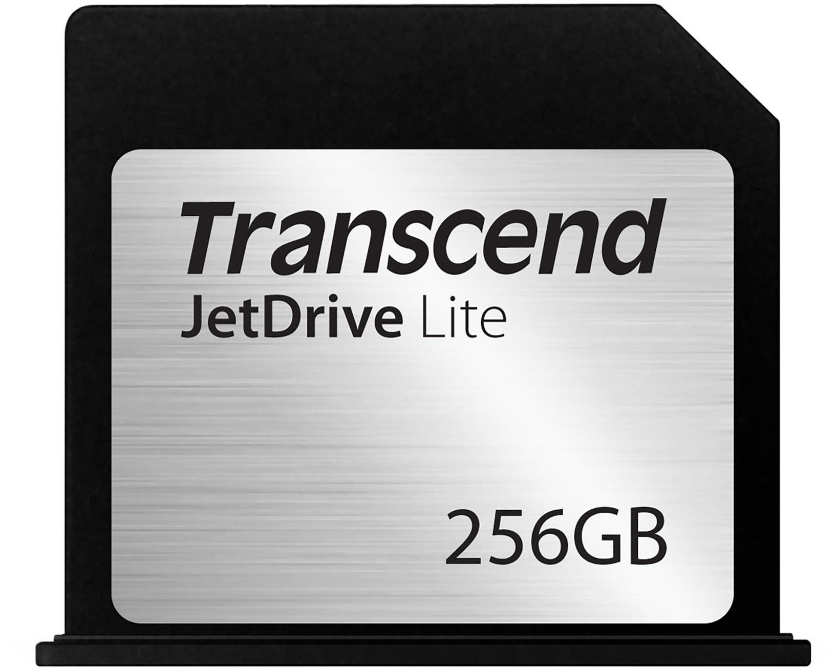 Transcend 256GB JetDrive Lite 130 Storage Expansion Card for iOS Apple Devices