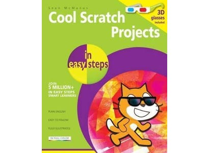 In Easy Steps Books - Cool Scratch Projects In Easy Steps