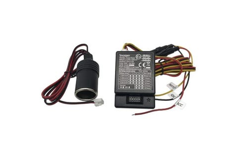 Snooper Smart Power Hardwire Lead 12/24V with parking function