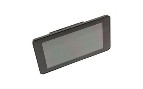 Pi Supply Protective Case for Raspberry Pi & Touch Screen - Black