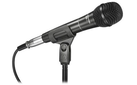 Audio-Technica PRO61 Hypercardioid Dynamic Handheld Microphone