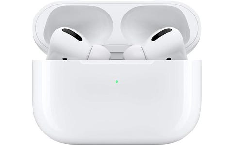 Apple AirPods Pro True Wireless Noise-Cancelling Sport Earphones - White