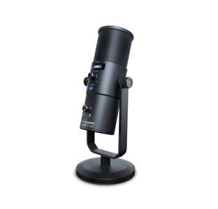 M-Audio UBER Mic Professional USB Condenser Microphone with Headphone Output