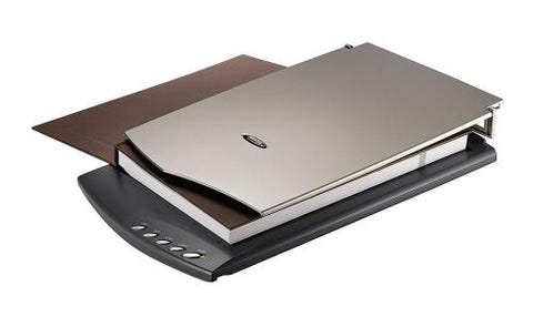 Plustek Optic Slim 2610 Colour Image Scanner