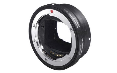 Sigma MC-11 Lens Converter - Canon EOS to Sony E Mount Adapter