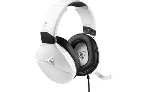 Turtle Beach Ear Force Recon 200 Gaming Headset - White