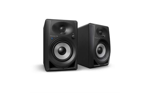 Pioneer DJ DM-40BT Active Monitor Speakers with Bluetooth - Black
