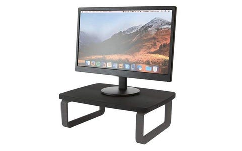 """Kensington SmartFit® Monitor Stand Plus for up to 24"""" screens"""