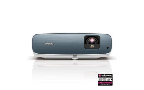 BenQ TK850 4K Ultra HD HDR Home Entertainment Projector - White
