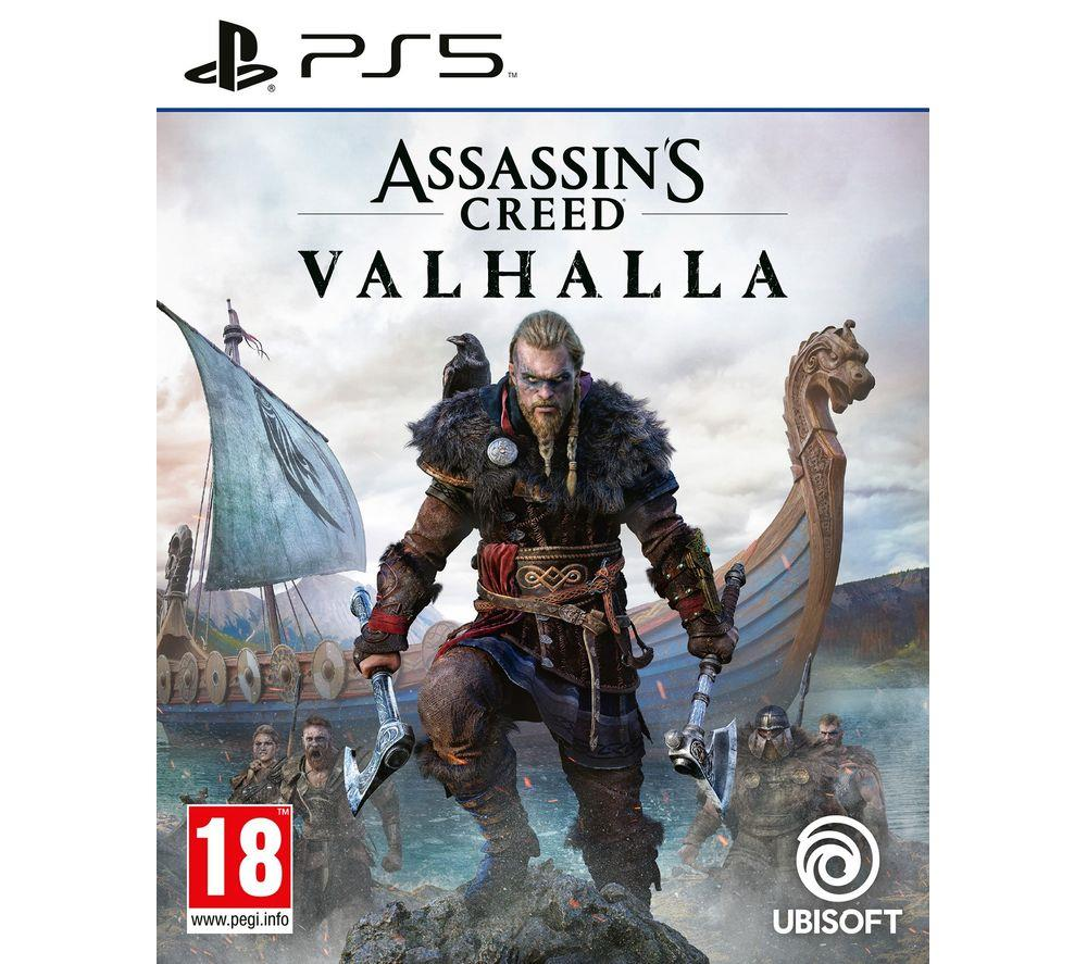 Sony PlayStation 5 Assassins Creed Valhalla Game