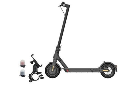 Xiaomi Mi Electric Scooter Essential + FREE Joby GripTight Bike Phone Mount & Cycle Light Kit Worth £49.99