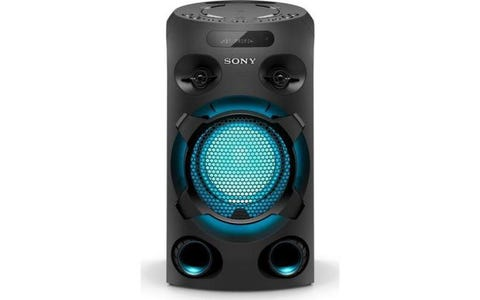 Sony MHC-V02D High Power Audio Bluetooth System with Lights