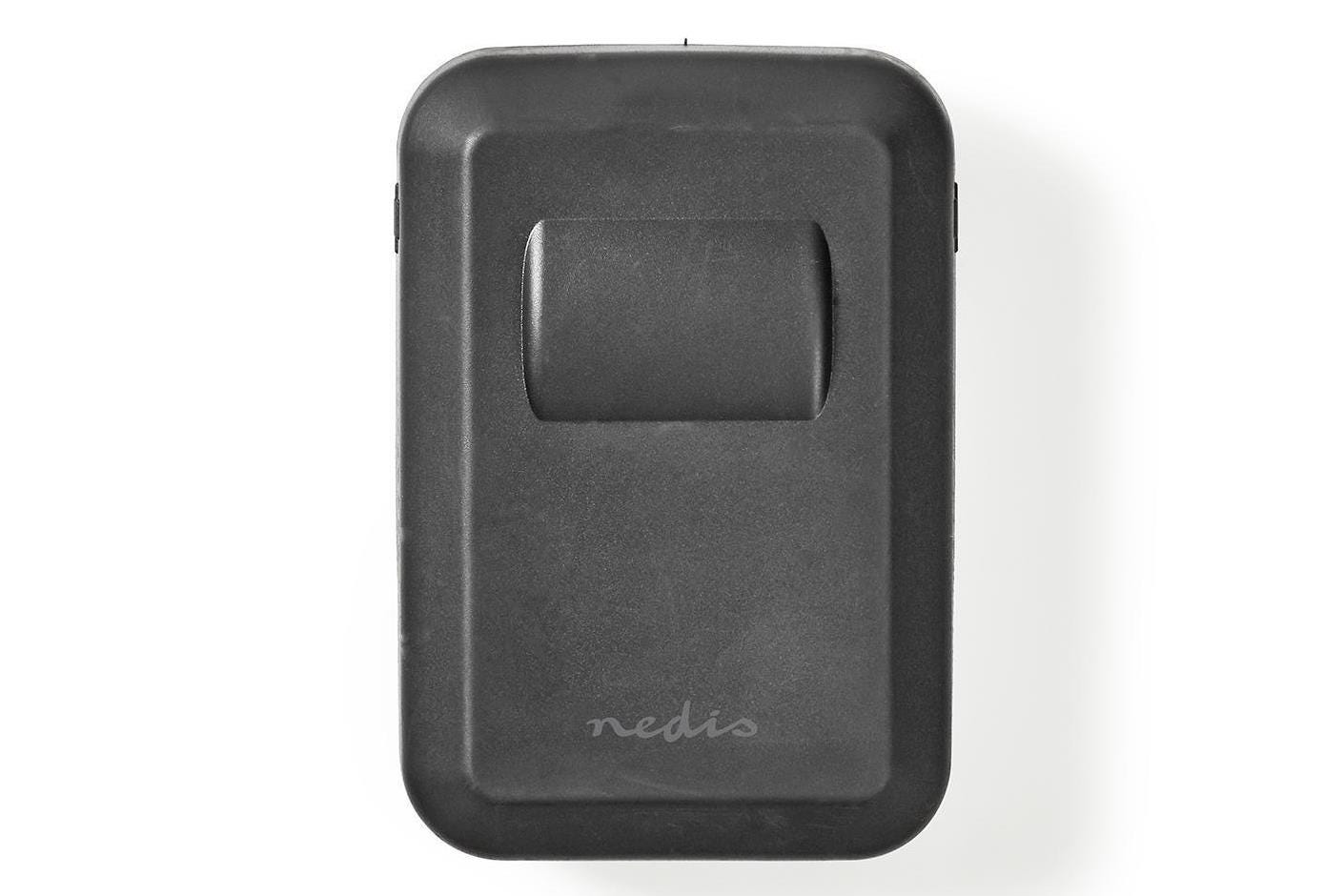 Nedis Key Safe with Combination Code Lock Inner Dimensions 22x70x95mm - Black