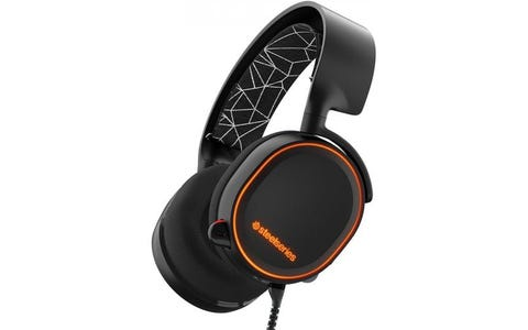 SteelSeries Arctis 5 2019 Edition Gaming Headset - Black