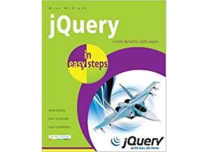In Easy Steps Books - jQuery In Easy Steps