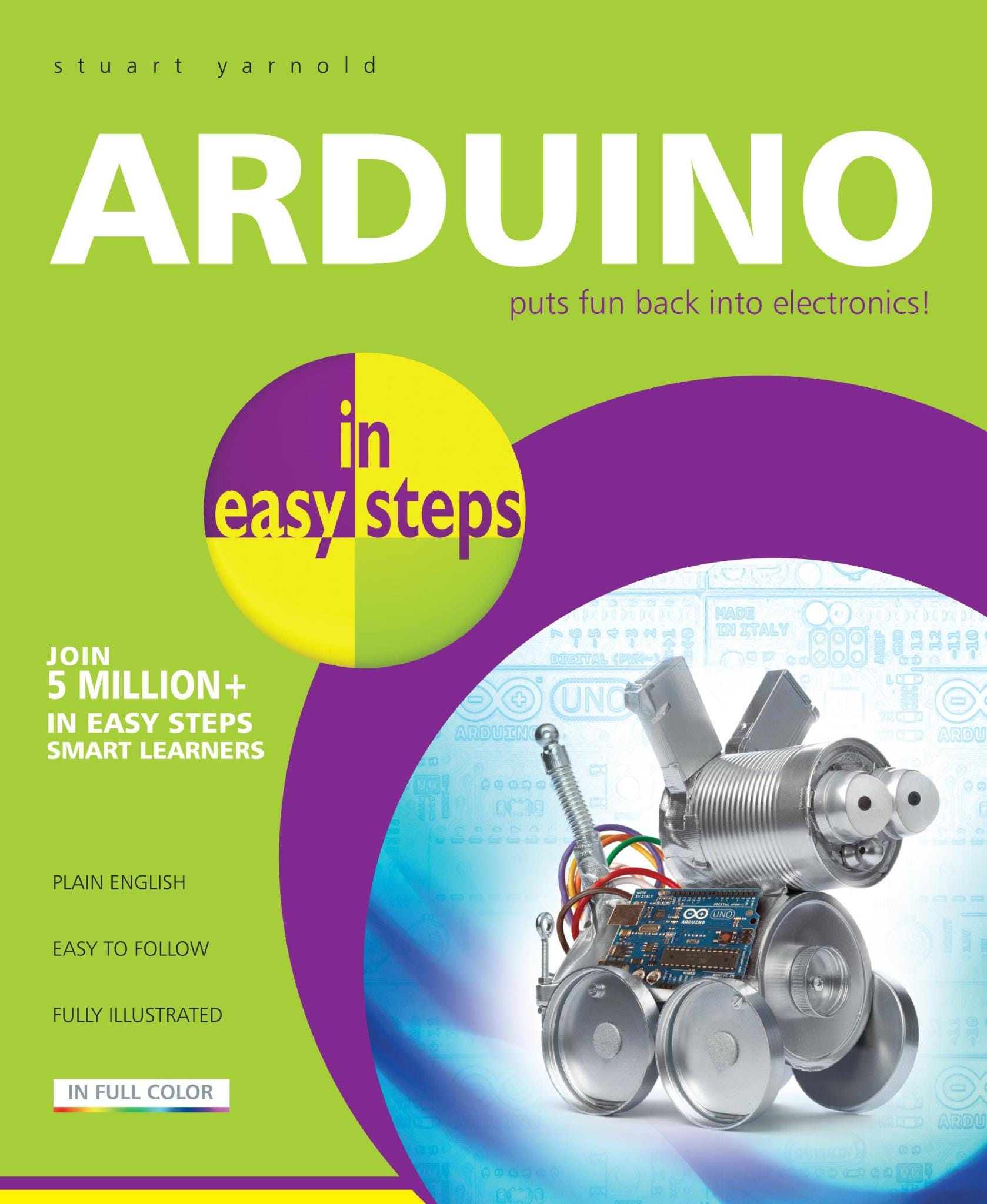 In Easy Steps Arduino In Easy Steps
