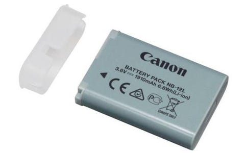 Canon NB-12L Battery for Legria Mini X, Powershot N100, G1X MK II