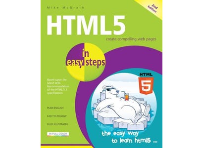 In Easy Steps Books - HTML5 In Easy Steps, 2nd Edition