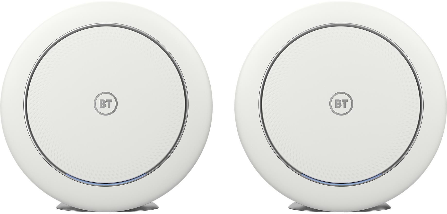 BT Premium Whole Home WiFi System - Twin Pack