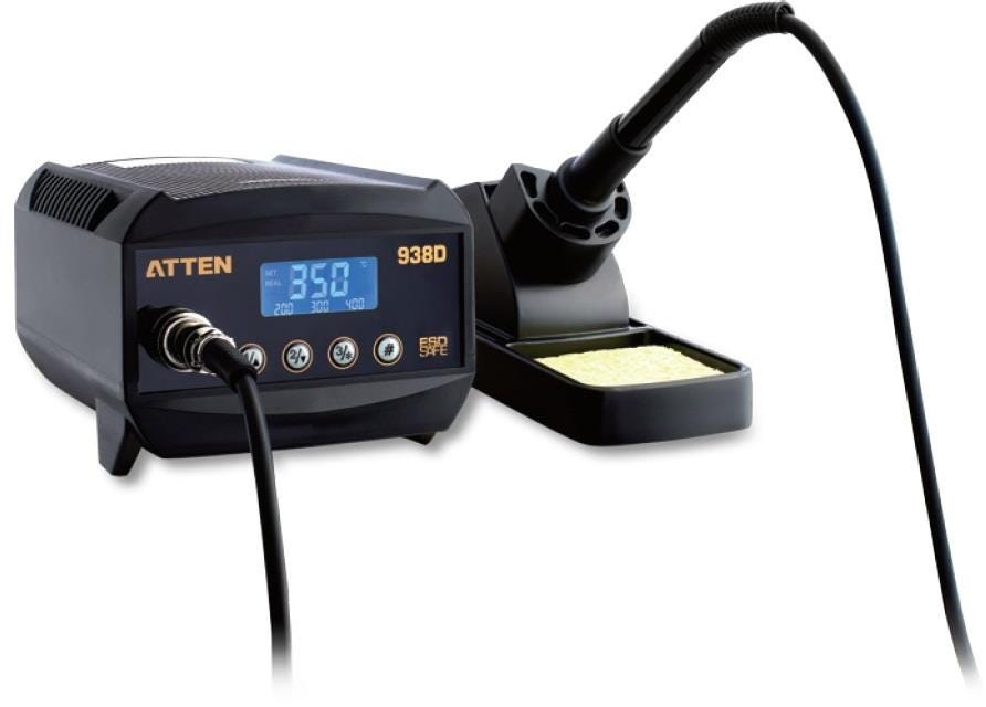 ATTEN AT938D 60W Digital & Lead-Free Soldering Station