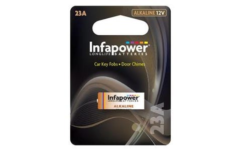 InfaPower Longlife (12v) Alkaline A23 Battery