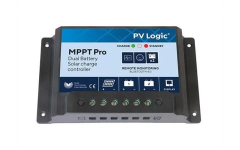 [Like New] PV Logic 15A Smart MPPT Charge Controller