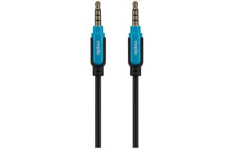 Maplin Premium 3.5mm Stereo 4 Pole Jack to 4 Pole Jack Cable - 5m