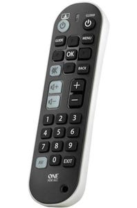One For All Universal TV Zapper+ Remote Control