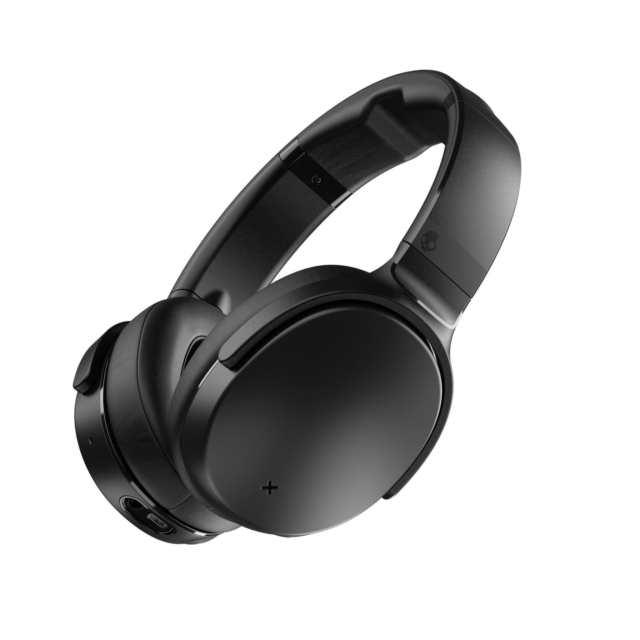 SkullCandy Venue Wireless Bluetooth Noise-Cancelling Over-Ear Headphones - Black