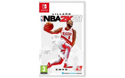 Nintendo Switch NBA 2K21 Game