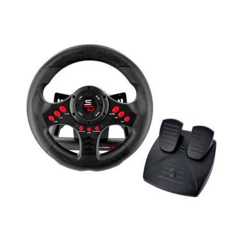 Subsonic Superdrive SV400 Racing Wheel & Pedal Set