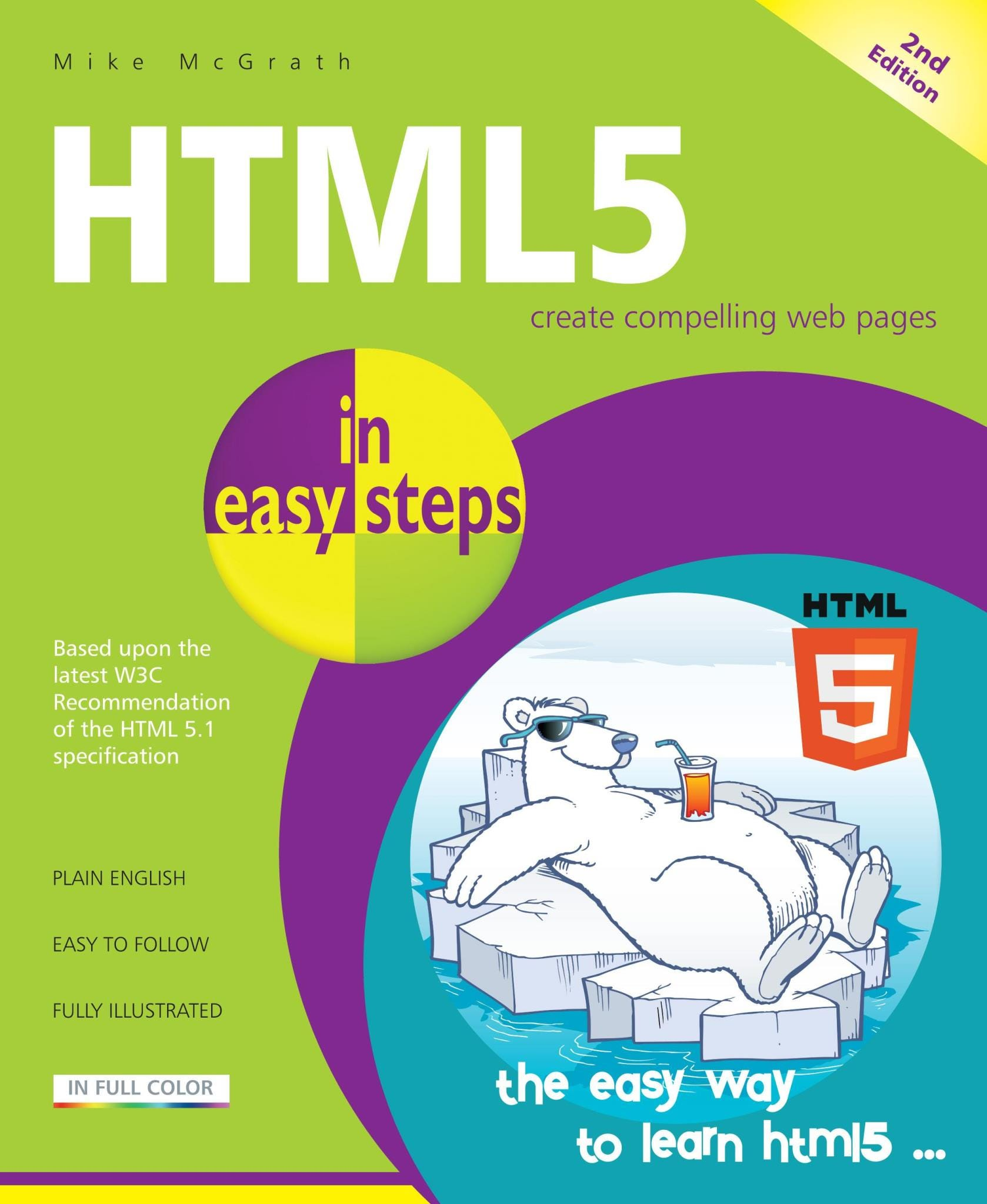 In Easy Steps HTML5 In Easy Steps, 2nd Edition