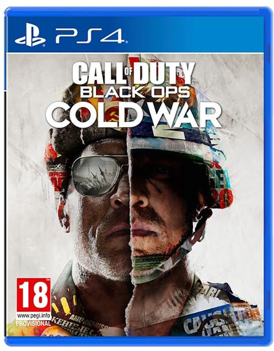Sony PlayStation 4 Call of Duty: Black Ops Cold War Game