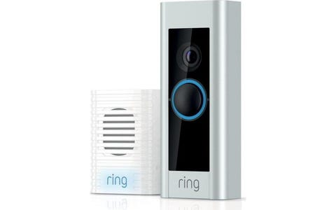 [Like New] Ring Video Doorbell Pro with Chime