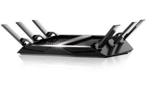 Netgear Nighthawk X6 WiFi Cable & Fibre Router - AC3200, Tri-Band